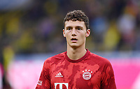 FUSSBALL 1. BUNDESLIGA   SAISON 2019/2020   SUPERCUP FINALE Borussia Dortmund - FC Bayern Muenchen    03.08.2019 Benjamin Pavard (FC Bayern Muenchen) DFL regulations prohibit any use of photographs as image sequences and/or quasi-video.
