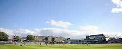 General view of the County Ground, Bristol. - Mandatory byline: Alex Davidson/JMP - 07966386802 - 26/08/2015 - Cricket - County Ground -Bristol,England - Gloucestershire v Hampshire  - Royal London One Day Cup Quarter-Final - Quarter Final