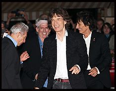 OCT 18 2012 Rolling Stones film premiere