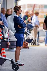 THEODORESCU Monica (Bundestrainer Dressur)<br /> Impression am Rande<br /> Grand Prix für Junge Reiter 16-25<br /> Hagen - CDI 2020<br /> 19. Juli 2020<br /> © www.sportfotos-lafrentz.de/Stefan Lafrentz