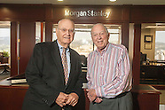 Alfred Stern and Aaron Eshman of Morgan Stanley