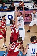 DESCRIZIONE : Bormio Torneo Internazionale Diego Gianatti Italia Ungheria<br /> GIOCATORE : Angelo Gigli<br /> SQUADRA : Nazionale Italia Uomini <br /> EVENTO : Torneo Internazionale Guido Gianatti<br /> GARA : Italia Ungheria<br /> DATA : 09/07/2010 <br /> CATEGORIA : tiro<br /> SPORT : Pallacanestro <br /> AUTORE : Agenzia Ciamillo-Castoria/ElioCastoria<br /> Galleria : Fip Nazionali 2010 <br /> Fotonotizia : Bormio Torneo Internazionale Diego Gianatti Italia Ungheria<br /> Predefinita :