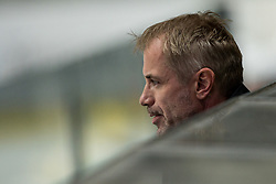 Ivo Jan, head coach of Broncos during ice hockey match between HK SZ Olimpija and WSV Sterzing Broncos Weihenstephan (ITA) in Round #12 of AHL - Alps Hockey League 2018/19, on October 30, 2018, in Hala Tivoli, Ljubljana, Slovenia. Photo by Vid Ponikvar / Sportida