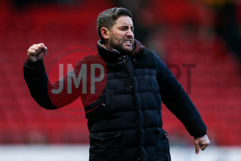 - Rogan Thomson/JMP - 04/02/2017 - FOOTBALL - Ashton Gate Stadium - Bristol, England - Bristol City v Rotherham United - Sky Bet Championship.