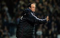 Photo: Alan Crowhurst.<br />West Ham v Liverpool. The Barclays Premiership. 30/01/07. Liverpool manager Rafa Benitez.