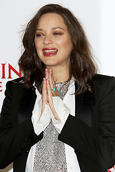 © Licensed to London News Pictures. 08/12/2016. London, UK, Marion Cotillard, Assassin's Creed - London Photocall, Photo credit: Brett Cove/LNP