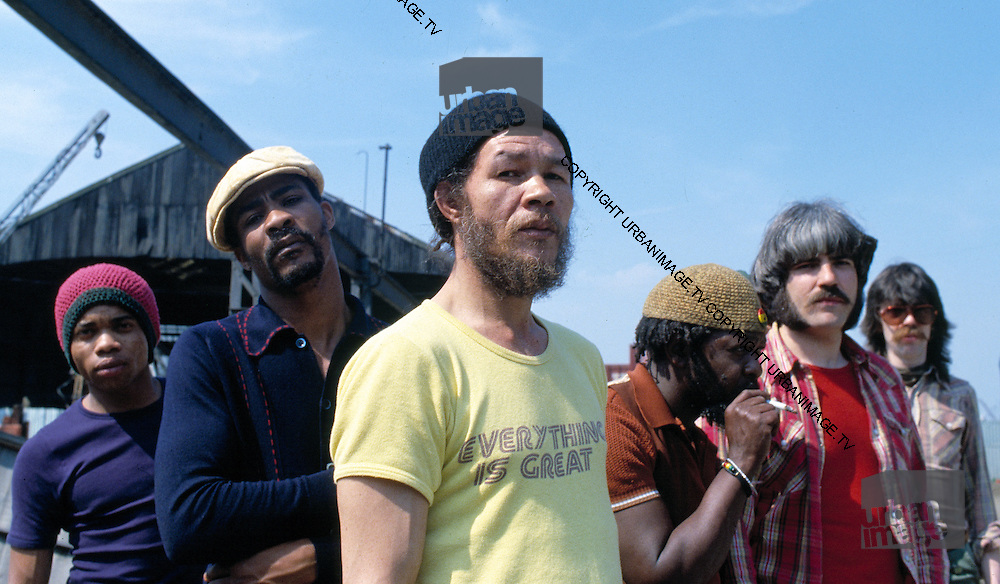 Rico Rodriguez and band - London 1979