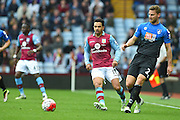 Bournemouth defender Simon Francis (2) during the Barclays Premier League match between Aston Villa and Bournemouth at Villa Park, Birmingham, England on 9 April 2016. Photo by Jon Hobley.