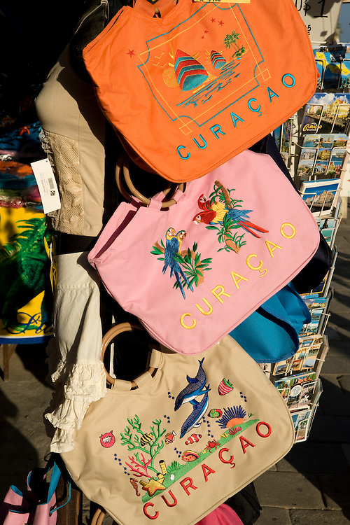 Souvenirs on island of Curacao, Netherlands Antilles