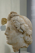 Alexander the great 2nd century AD, Archaeological Museum of Thasos is a museum located in Limenas on the island of Thasos, East Macedonia, Greece