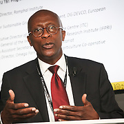 20160615 - Brussels , Belgium - 2016 June 15th - European Development Days - Developments in agricultural trade and the Sustainable Development Goals in African, Caribbean and Pacific countries - Edwin Laurent , Director , Ramphal Institute - Moderator © European Union