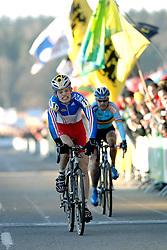 29-01-2006 WIELRENNEN: UCI CYCLO CROSS WERELD KAMPIOENSCHAPPEN ELITE: ZEDDAM <br /> Steve Chainel (FRA)<br /> ©2006-WWW.FOTOHOOGENDOORN.NL