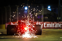 September 15, 2018 - Singapore, Singapore - Motorsports: FIA Formula One World Championship 2018, Grand Prix of Singapore, .#9 Marcus Ericsson (SWE, Alfa Romeo Sauber F1 Team) (Credit Image: © Hoch Zwei via ZUMA Wire)