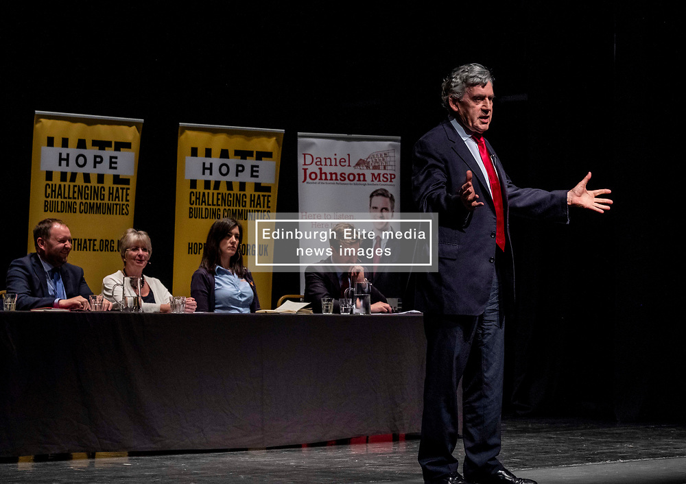 Pictured: Gordon Brown<br />