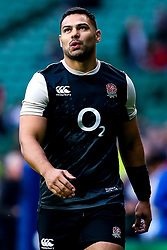Ben Te'o of England - Mandatory by-line: Robbie Stephenson/JMP - 10/11/2018 - RUGBY - Twickenham Stadium - London, England - England v New Zealand - Quilter Internationals