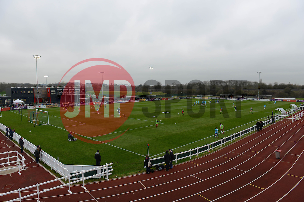 Stoke Gifford Stadium - Photo mandatory by-line: Dougie Allward/JMP - Mobile: 07966 386802 - 02/04/2015 - SPORT - Football - Bristol - SGS Wise Campus - BAWFC v Chelsea Ladies - Womens Super League