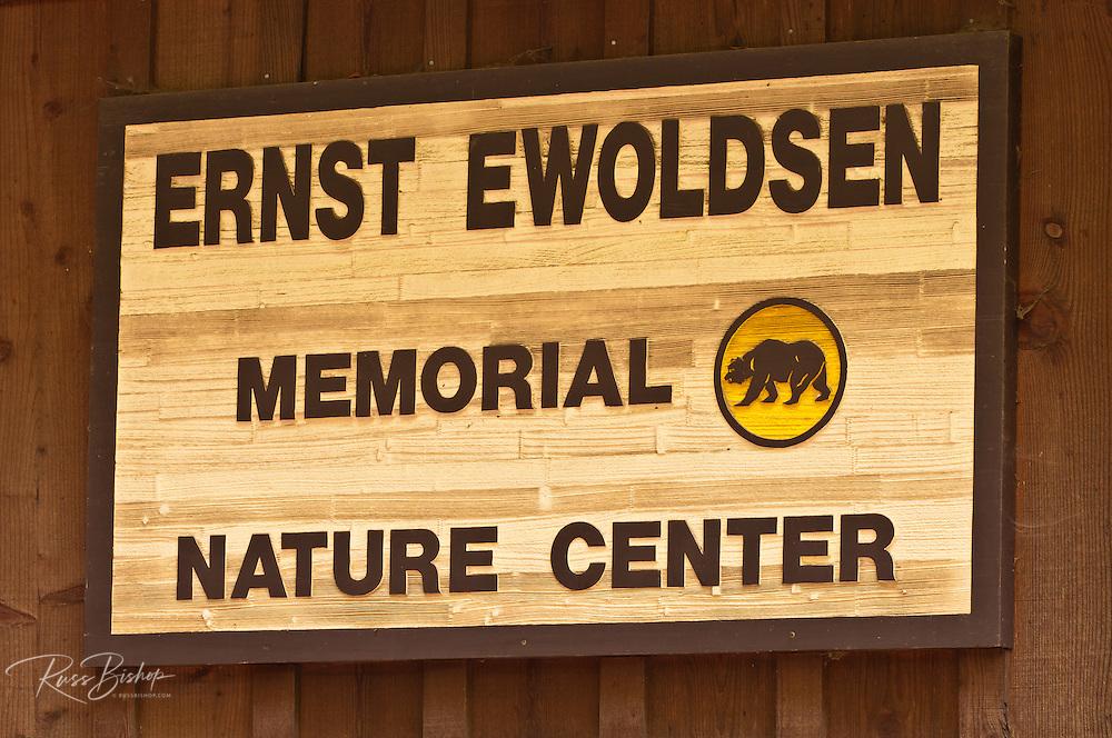 Ernst Ewoldsen Nature Center, Pfeiffer Big Sur State Park, Big Sur, California