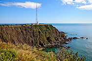 Southwest Head, Grand Manan, Canada is the site of a famous lighthouse.