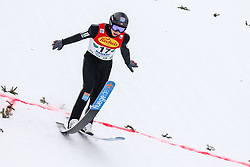 16.12.2017, Nordische Arena, Ramsau, AUT, FIS Weltcup Nordische Kombination, Skisprung, im Bild Jarl Magnus Riiber (NOR) // Jarl Magnus Riiber of Norway during Skijumping Competition of FIS Nordic Combined World Cup, at the Nordic Arena in Ramsau, Austria on 2017/12/16. EXPA Pictures © 2017, PhotoCredit: EXPA/ Martin Huber