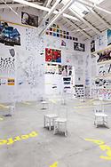 """Venezia - 16. Mostra di Architettura. Padiglioni ai Giardini. Spagna """"Becoming"""""""