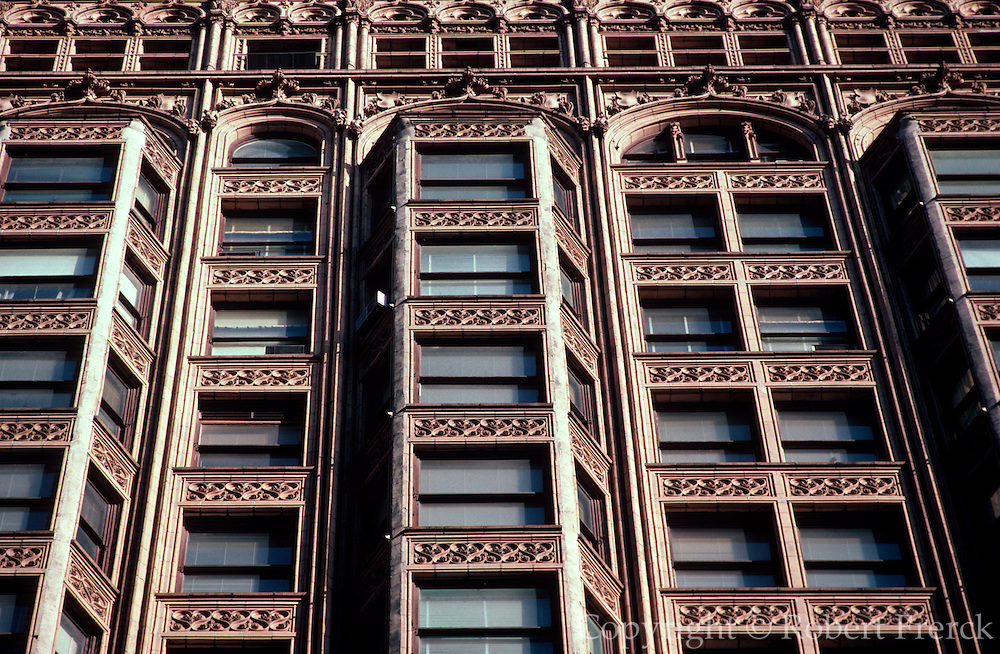 CHICAGO, HISTORIC ARCH. Fisher Building, 1896 D. H. Burnham, Architect 343 S. Dearborn in 'Loop'
