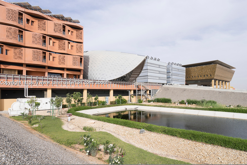 Masdar Institute of Science and Technology in Abu Dhabi United Arab Emirates
