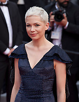 Actress Michelle Williams at the Wonderstruck gala screening,  at the 70th Cannes Film Festival Thursday May 18th 2017, Cannes, France. Photo credit: Doreen Kennedy