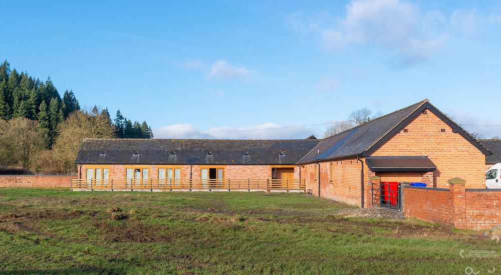 Matharafal, Meifod, Chrysalis Architects UK. 28/02/2020