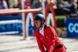 Wathelet Gregory, BEL, MJT Nevado S<br /> European Championship Dressage<br /> Rotterdam 2019<br /> © Hippo Foto - Dirk Caremans