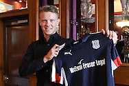 Dundee FC have signed 20 year old former Kilmarnock defender Mark O'Hara<br /> <br />  - &copy; David Young - www.davidyoungphoto.co.uk - email: davidyoungphoto@gmail.com