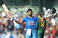 Cricket - India v South Africa 4th ODI at Chennai