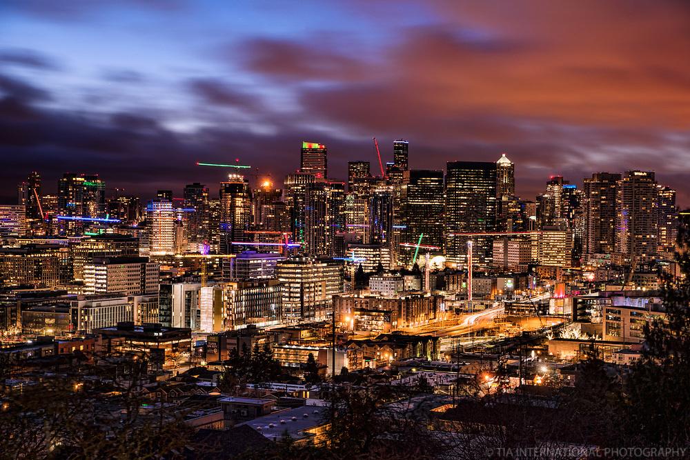 Lightsaber City (Morning)