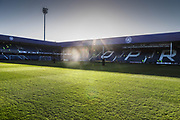 Stadium shot during the EFL Sky Bet Championship match between Queens Park Rangers and Leeds United at the Kiyan Prince Foundation Stadium, London, England on 18 January 2020.