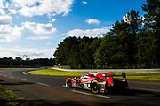 June 14-19, 2016: 24 hours of Le Mans. RGR SPORT BY MORAND, Ricardo GONZALEZ, Bruno SENNA, Filipe ALBUQUERQUE, LMP2