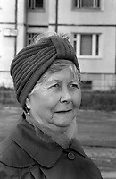 Portrait of a woman<br />