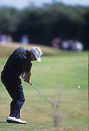 Arnold Palmer<br /> The Seniors Open 1994<br /> Picture Credit:  Mark Newcombe / www.visionsingolf.com