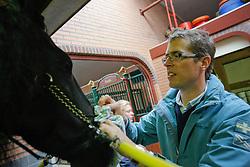 Sphan Marc Peter (BEL) - Adel 357<br /> Het Swart Paert - Hemrik 2009<br /> © Hippo Foto - Dirk Caremans