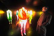 Nederland, Arnhem, 5-6-2009Modebiennale. Stand in de Eusebius kerk.Foto: Flip Franssen/Hollandse Hoogte