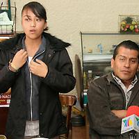 Toluca, Mex.- El movimiento antorchista anunción en conferencia de prensa que los próximos 1 y 2 de diciembre realizarán através de la Comisión Cultural del Movimiento Antorchista Nacional el tercer Concurso Nacional de Declamación. Agencia MVT / Arturo Rosales Chávez. (DIGITAL)<br /> <br /> NO ARCHIVAR - NO ARCHIVE