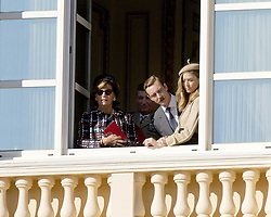 November 19, 2017 - Monte Carlo, MONACO - 19-11-2017 Monaco Pierre Casiraghi and Beatrice Borromeo during the Monaco National Day Celebrations in Monaco...© PPE/NieboerCredit: PPE/face to face.- No rights for the Netherlands  (Credit Image: © face to face via ZUMA Press)