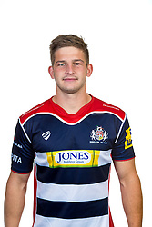 Auguy Slowik of Bristol Rugby - Rogan Thomson/JMP - 22/08/2016 - RUGBY UNION - Clifton Rugby Club - Bristol, England - Bristol Rugby Media Day 2016/17.
