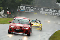 #48 James Johnson MG ZR 170 during the MGCC Cockshoot Cup at Oulton Park, Little Budworth, Cheshire, United Kingdom. September 03 2016. World Copyright Peter Taylor/PSP.