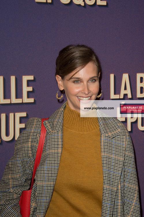 Ophélie Meunier Avant première du film La Belle Epoque Jeudi 17 Octobre 2019 Gaumont Opéra Paris