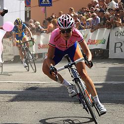 Sportfoto archief 2012<br /> Giro Donne stage 7  Voghery-Castanonle de Lanza Marianne Vos wins her 4th stage in this Giro Donne