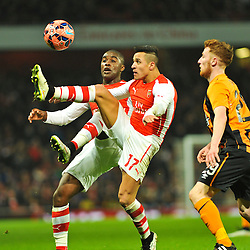 Arsenal v Hull | FA Cup | 4 January 2015