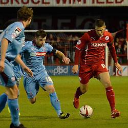 Crawley v Tranmere | League One | 15 April 2014
