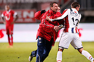 Onderwerp/Subject: Willem II - Eredivisie<br /> Reklame:  <br /> Club/Team/Country: <br /> Seizoen/Season: 2012/2013<br /> FOTO/PHOTO: Ricardo IPPEL (R) of Willem II celebrating his goal (1 - 1) with Nicky HOFS ( Nick HOFS ) (L) of Willem II and Jens PODEVIJN (BEHIND) of Willem II. (Photo by PICS UNITED)<br /> <br /> Trefwoorden/Keywords: <br /> #02 $94 ±1355229149625 ±1355229149625<br /> Photo- & Copyrights © PICS UNITED <br /> P.O. Box 7164 - 5605 BE  EINDHOVEN (THE NETHERLANDS) <br /> Phone +31 (0)40 296 28 00 <br /> Fax +31 (0) 40 248 47 43 <br /> http://www.pics-united.com <br /> e-mail : sales@pics-united.com (If you would like to raise any issues regarding any aspects of products / service of PICS UNITED) or <br /> e-mail : sales@pics-united.com   <br /> <br /> ATTENTIE: <br /> Publicatie ook bij aanbieding door derden is slechts toegestaan na verkregen toestemming van Pics United. <br /> VOLLEDIGE NAAMSVERMELDING IS VERPLICHT! (© PICS UNITED/Naam Fotograaf, zie veld 4 van de bestandsinfo 'credits') <br /> ATTENTION:  <br /> © Pics United. Reproduction/publication of this photo by any parties is only permitted after authorisation is sought and obtained from  PICS UNITED- THE NETHERLANDS