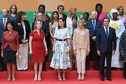 Queen Letizia of Spain attends attends a meeting 'Mujeres por Africa' Foundation at Endesa Headquarters on July 3, 2018 in Madrid, Spain. 03 Jul 2018 Pictured: Queen Letizia. Photo credit: MEGA TheMegaAgency.com +1 888 505 6342