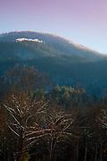 Mountain Tops - North Carolina.