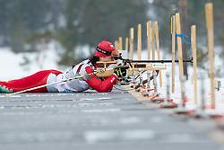 VARONA Larysa, BLR, Short Distance Biathlon, 2015 IPC Nordic and Biathlon World Cup Finals, Surnadal, Norway